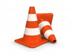 traffic-cones-isolated